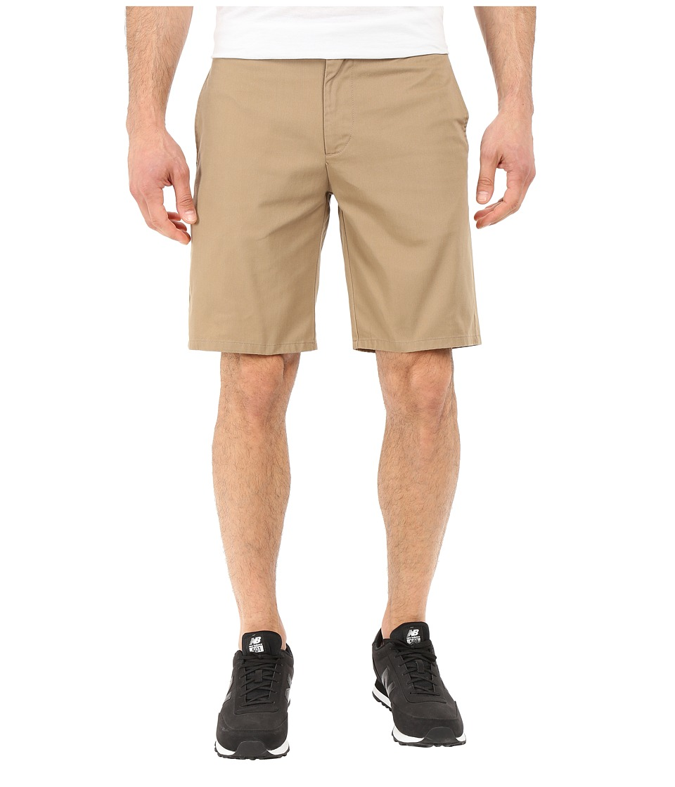 Brixton - Carter Short (Khaki) Men's Shorts