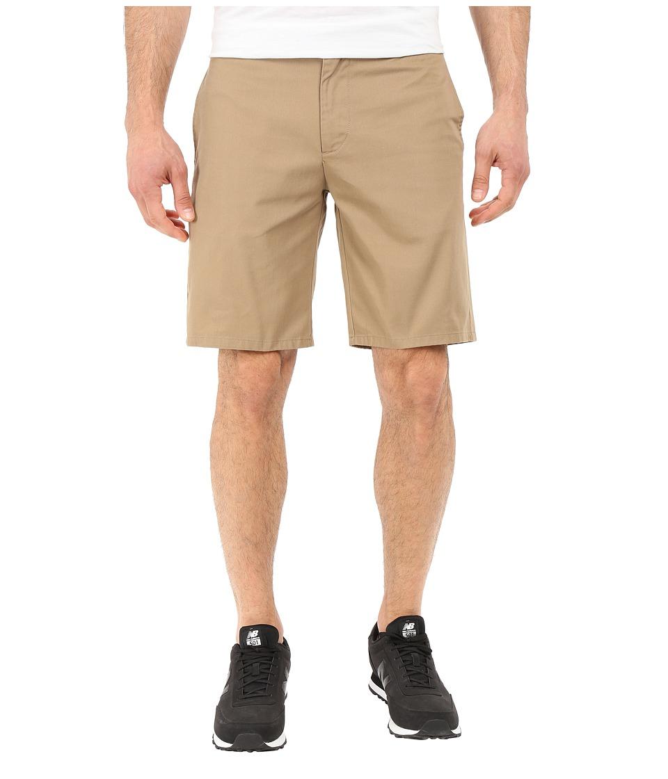 Brixton - Carter Short (Khaki) Men's Shorts