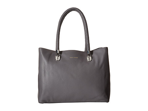 Cole Haan - Benson Large Tote (Storm Cloud) Tote Handbags