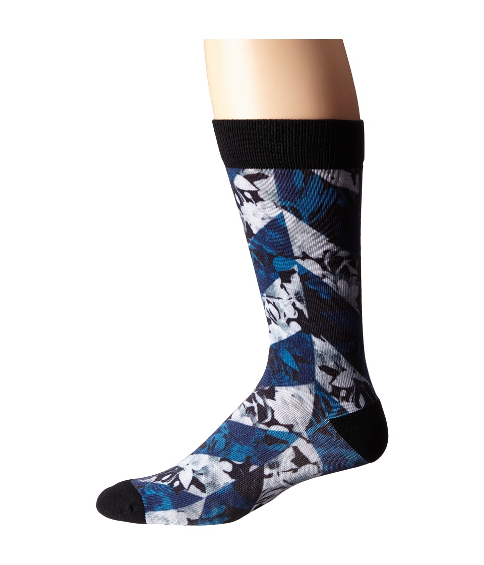 adidas - Neo 3D Sublimated Geo Overlay Floral Single Crew Socks (Geo Overlay Floral) Men's Crew Cut Socks Shoes