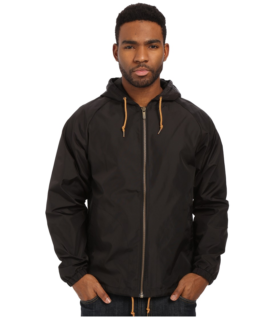 Brixton - Claxton Jacket (Black) Men's Coat
