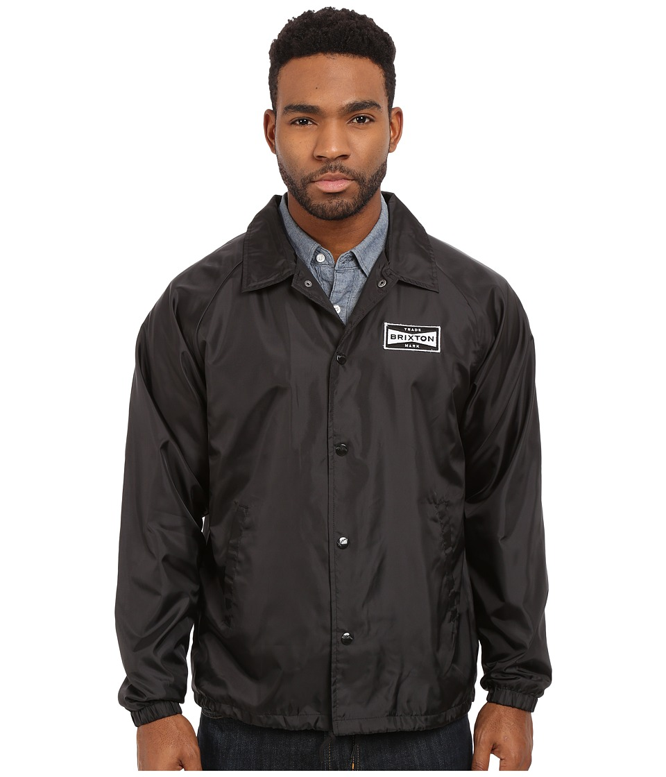 Brixton - Ramsey Jacket (Black) Men's Coat