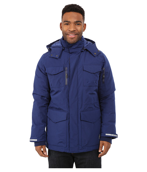 Khombu - Parka Jacket (Navy) Men