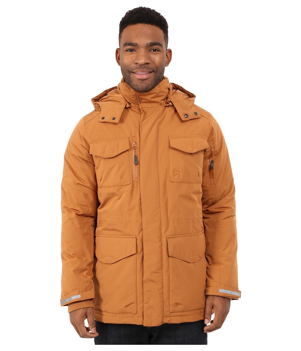 Khombu - Parka Jacket (Cashew) Men's Coat