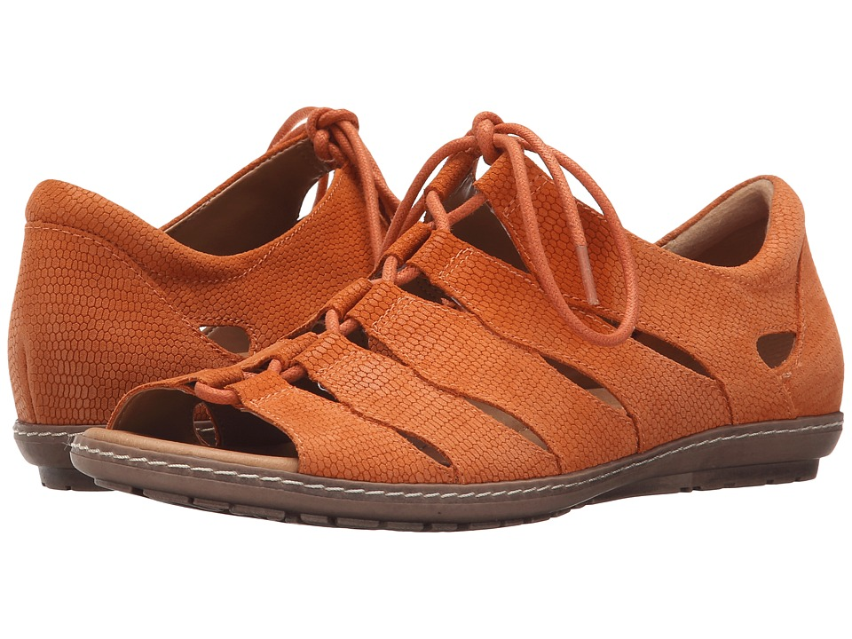 0ad7cd39c968 ... UPC 692257910159 product image for Earth - Plover (Orange) Women s  Sandals