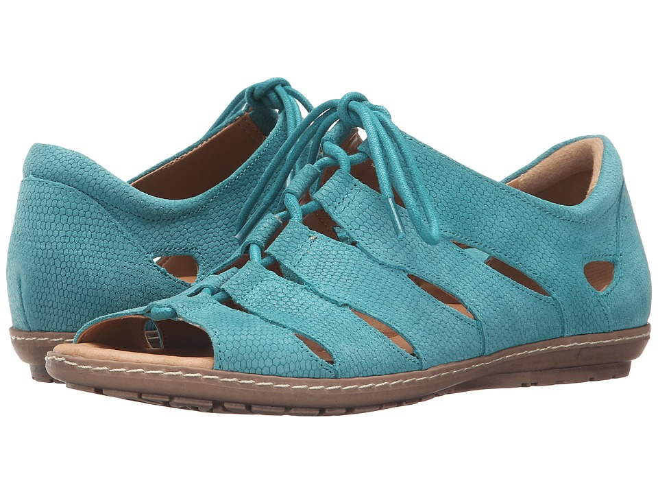 Earth - Plover (Turquoise) Women's Sandals