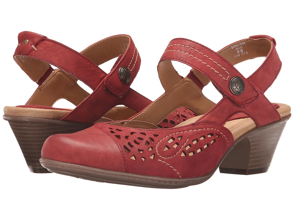 Earth - Bantam (Red Vintage) Women's Shoes