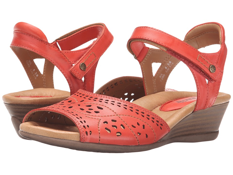 Earth Ibis (Coral Soft Calf) Women