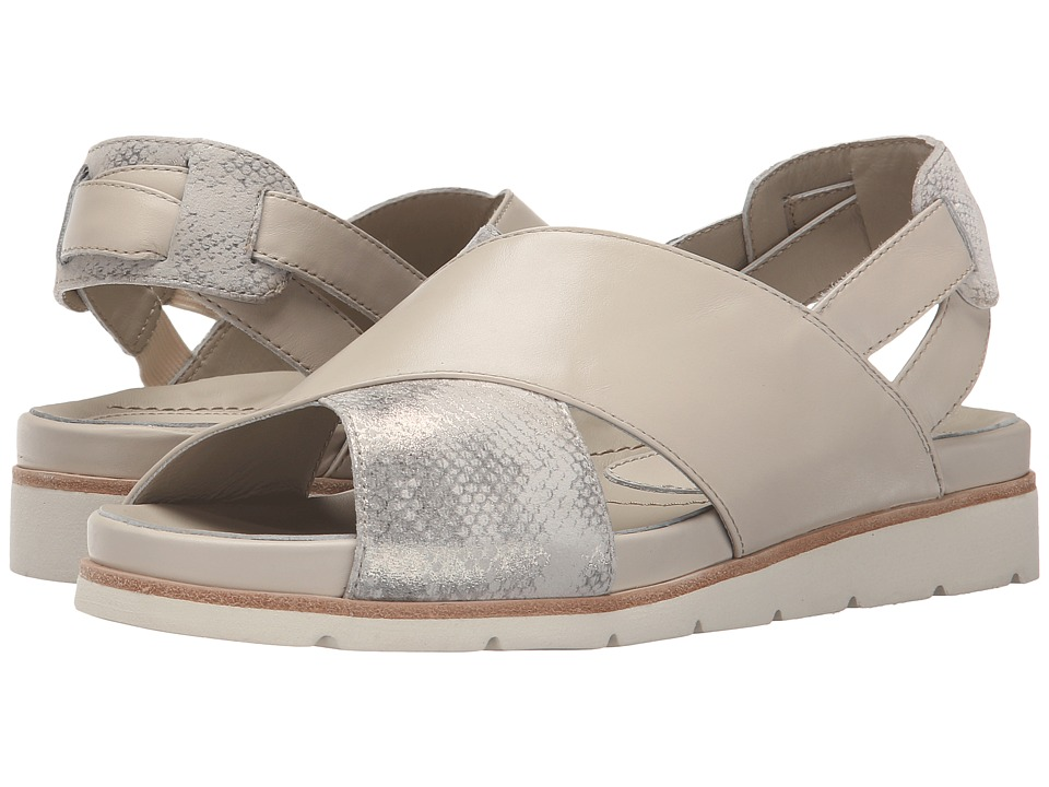 Earth - Santorini Earthies (Off-White Soft Calf) Women's Sandals