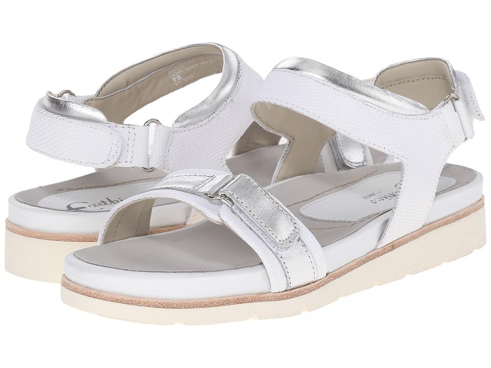 Earth - Argo Earthies (Light Grey Multi Linen Mesh) Women's Sandals