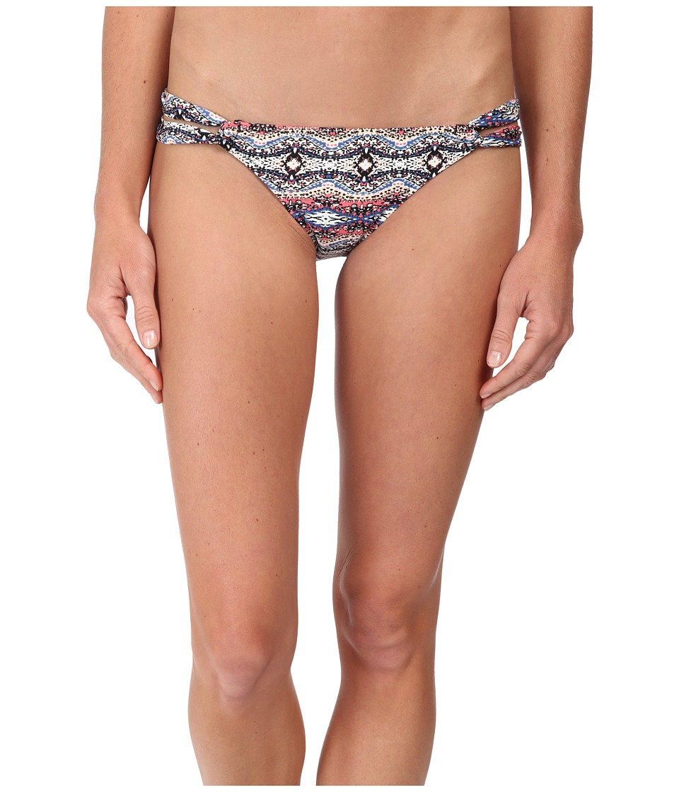 Volcom Wild Yonder Modest Bottom Mauve Swimwear