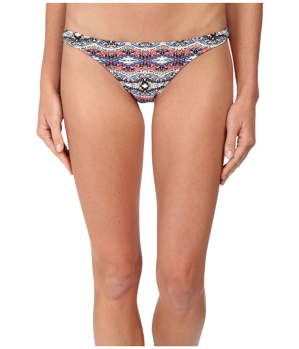 Volcom - Wild Yonder Full Bottom (Mauve) Women's Swimwear