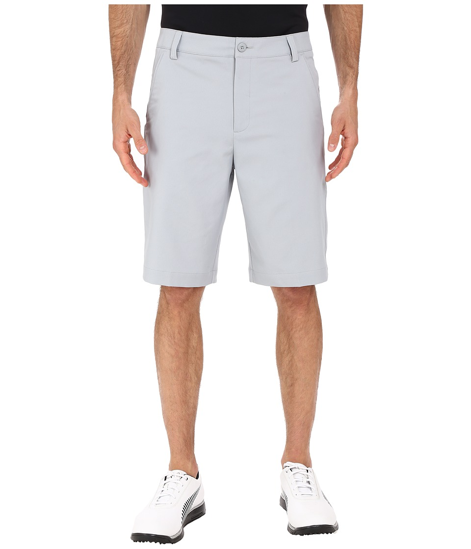 PUMA Golf - Golf Solid Tech Short '16 (Quarry) Men's Shorts