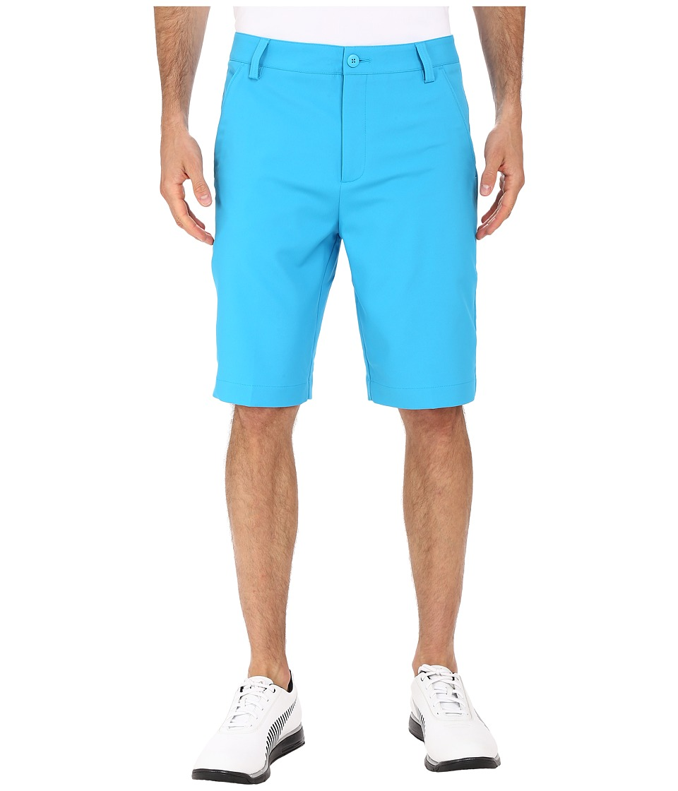 PUMA Golf - Golf Solid Tech Short '16 (Atomic Blue) Men's Shorts