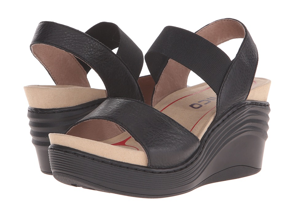 Bionica - Stream (Black) Women's Sandals