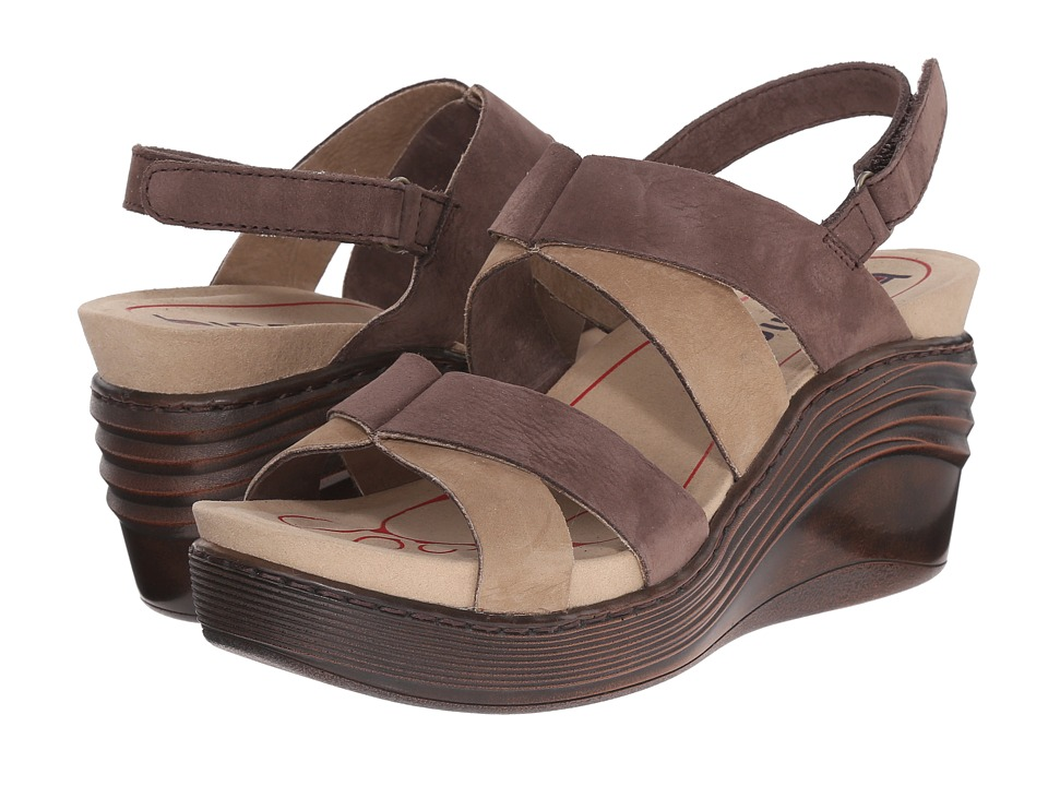 Bionica - Splendor (Coffee/Stone) Women's Sandals