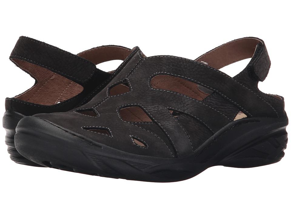 Bionica - Maclean (Black) Women's Slip on Shoes