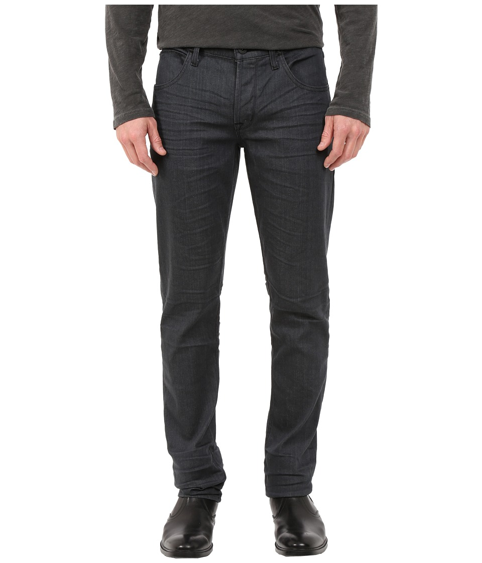 Hudson - Blake Slim Straight in Vault Grey (Vault Grey) Men's Jeans