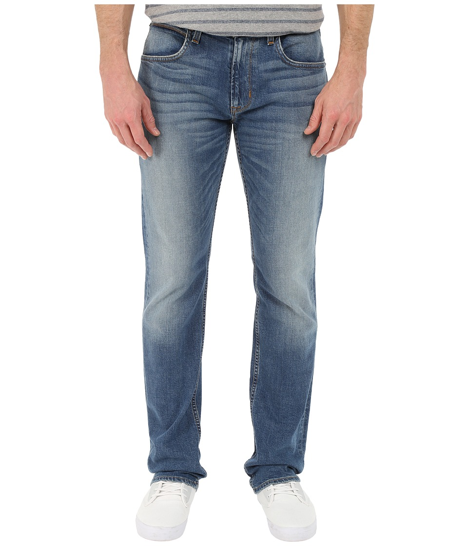 Hudson - Byron Straight in Adversary (Adversary) Men's Jeans