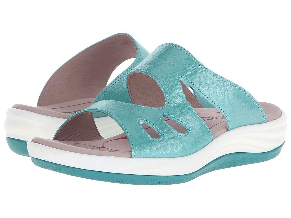 Bionica - Noland (Turquoise) Women's Sandals