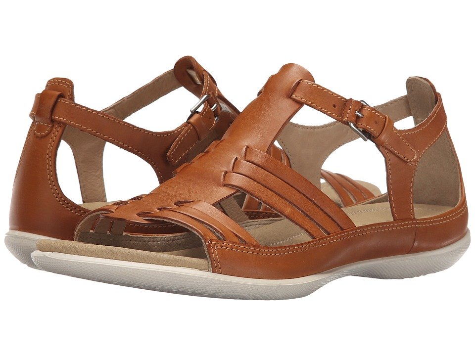 ECCO - Flash Huarache Sandal II (Lion) Women's Sandals