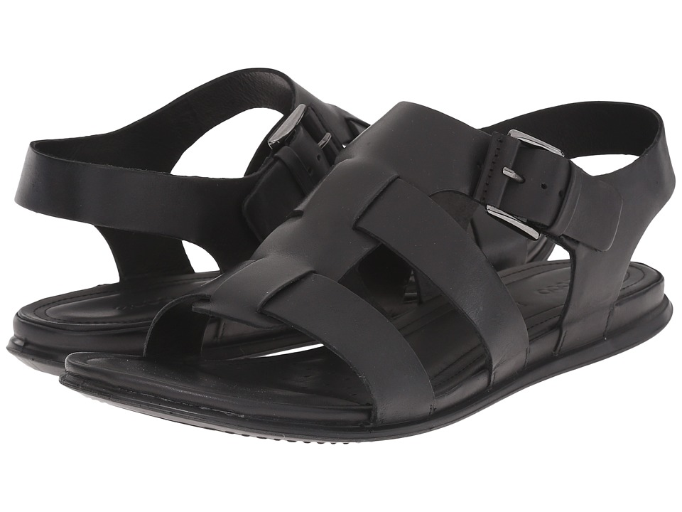 ECCO - Touch Buckle Sandal (Black) Women's Sandals