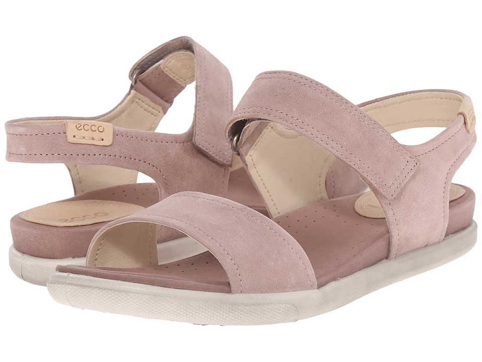 ECCO - Damara Strap Sandal (Woodrose) Women's Sandals