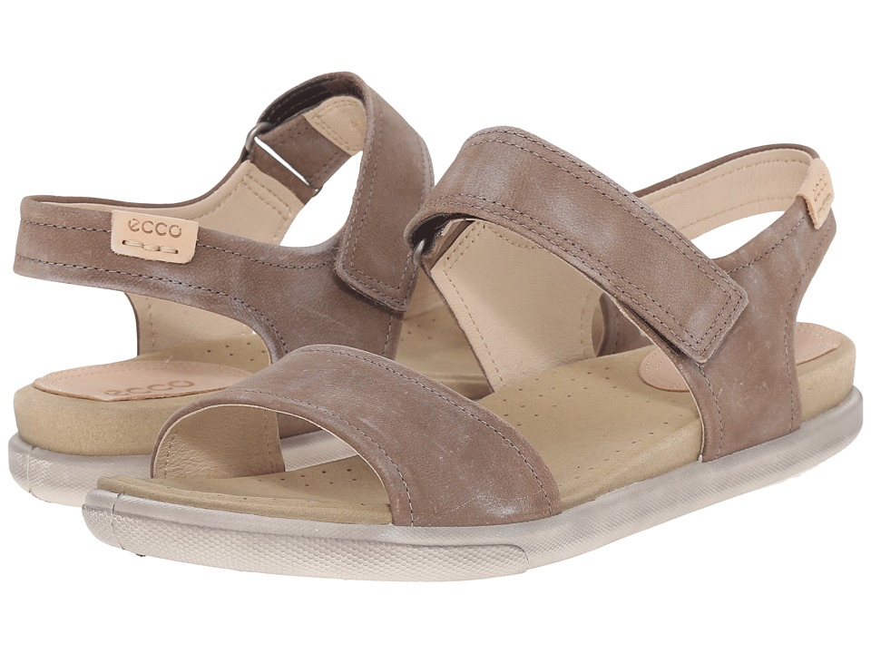 ECCO - Damara Strap Sandal (Birch) Women's Sandals