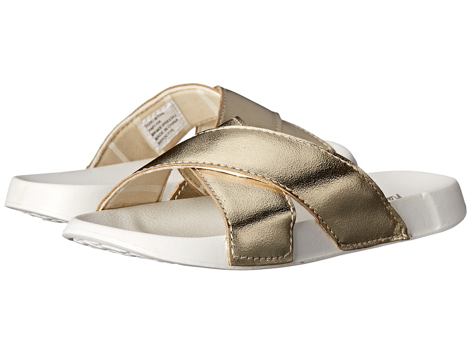 Hanna Andersson - Amy (Toddler/Little Kid/Big Kid) (Gold) Girls Shoes