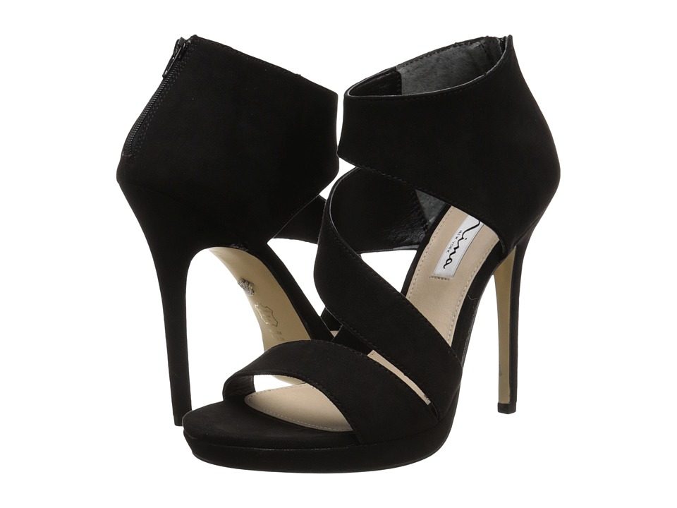 Nina - Faust (Black) High Heels