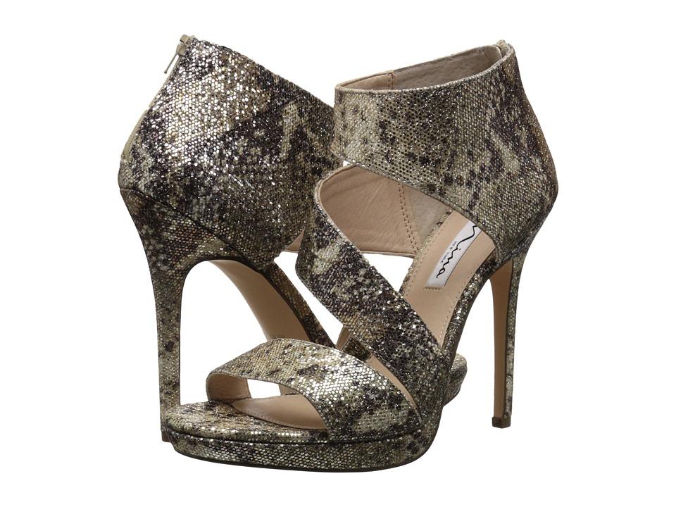 Nina Faust (Natural) High Heels