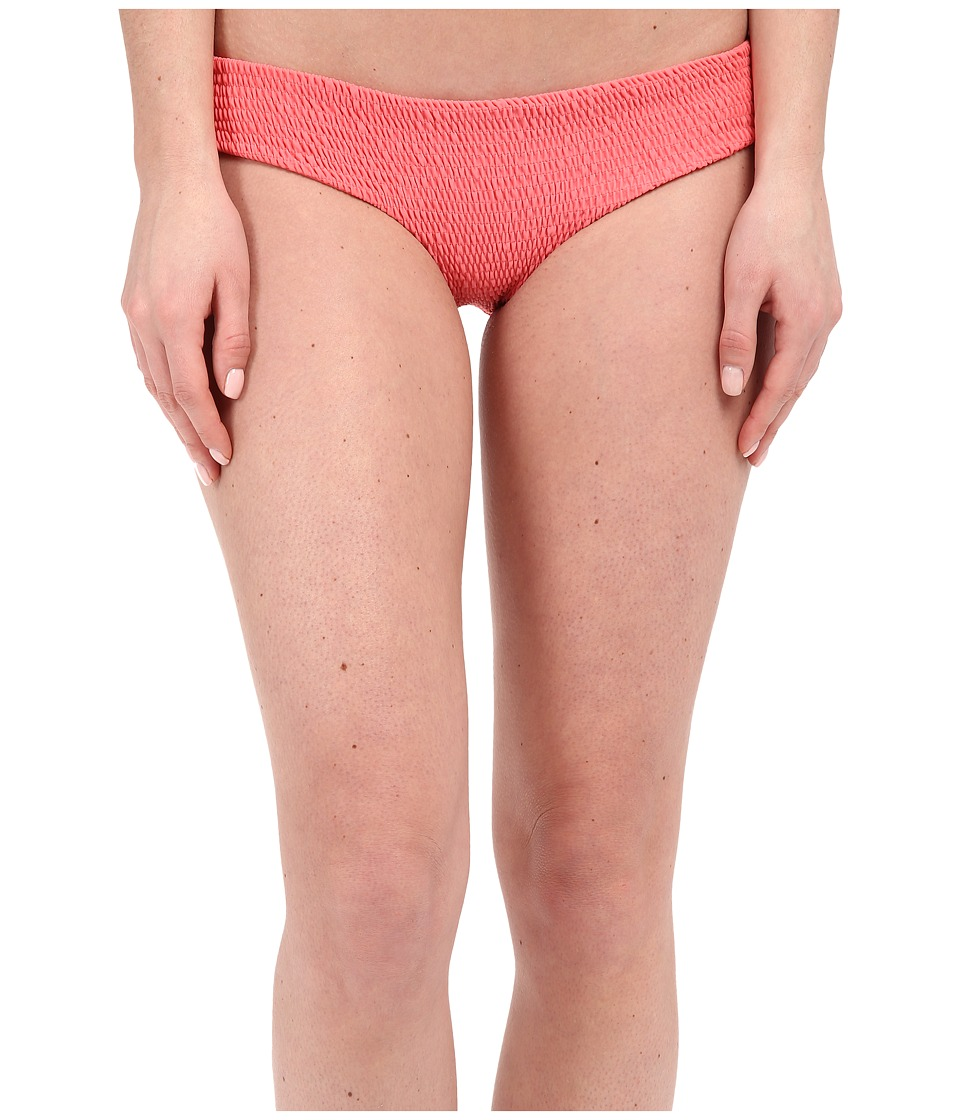 Tori Praver - Oaxaca Bottom Full Coverage (Hibiscus) Women's Swimwear