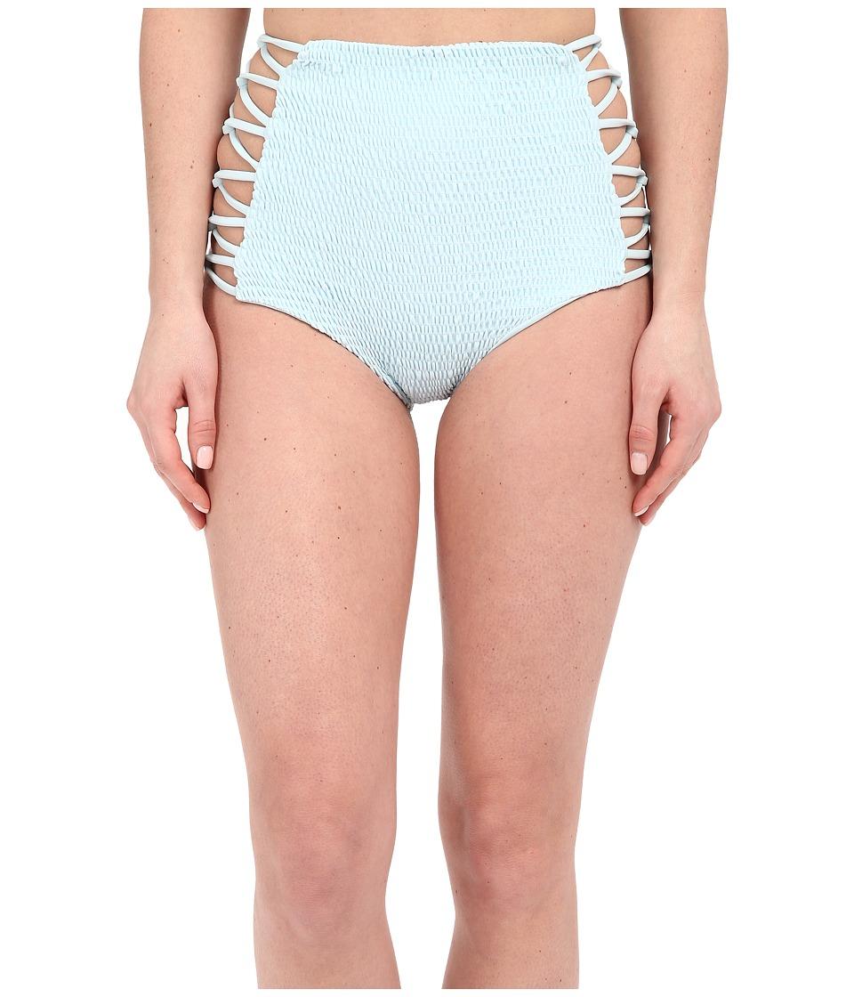 Tori Praver - Kalinda Bottom (Mist) Women's Swimwear