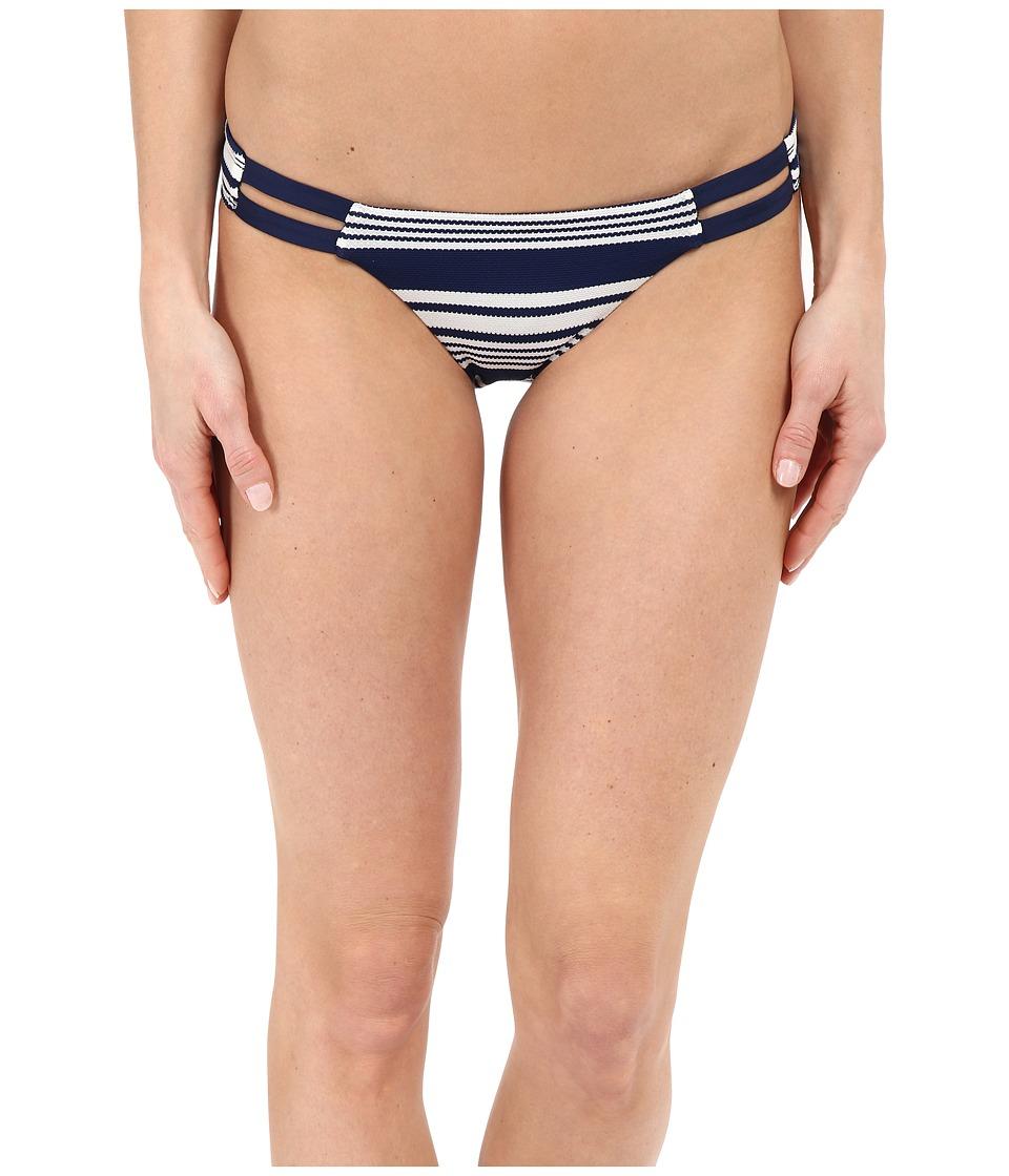 Vitamin A Swimwear - Neutra Hipster Full (Le Chic Stripe) Women's Swimwear