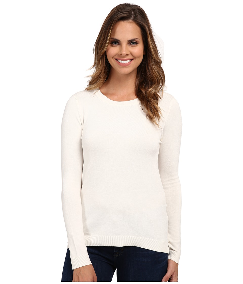 525 america - Crew Neck Sweater (White Cap) Women's Sweater