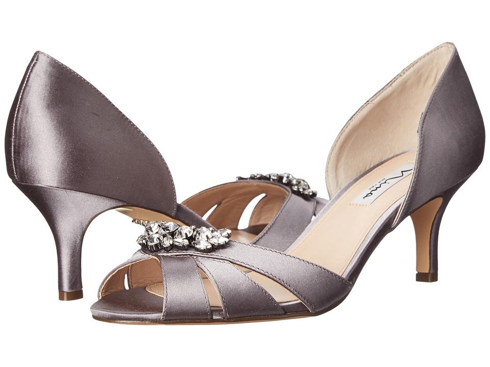 Nina - Cylinda (Metal Dust) High Heels