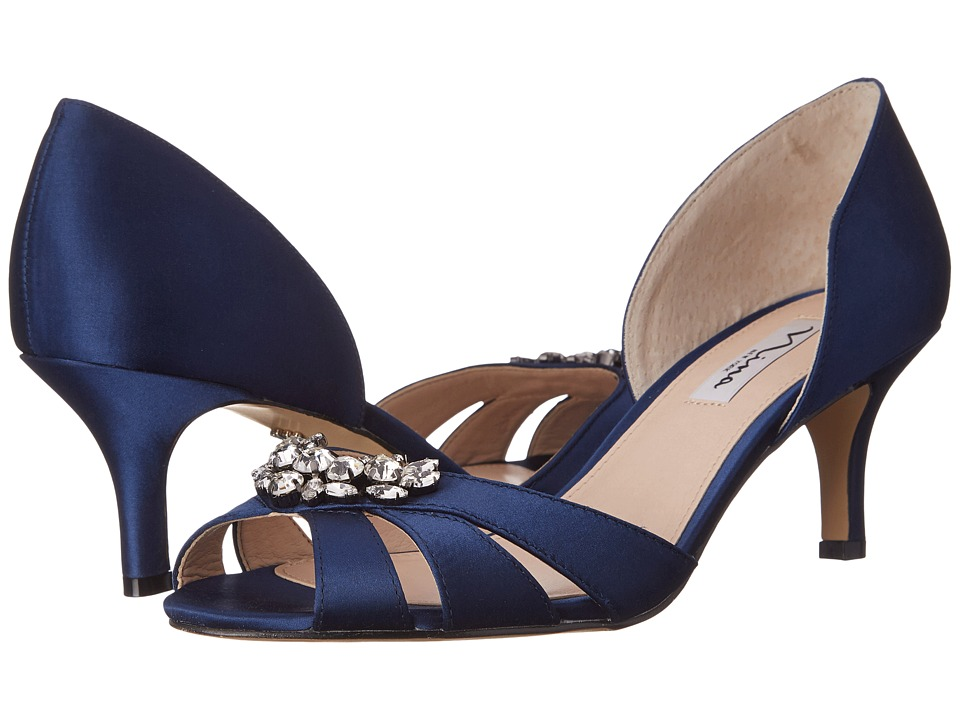 Nina - Cylinda (New Navy) High Heels