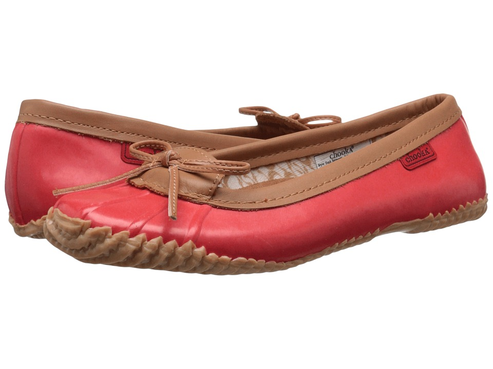Chooka - Duck Skimmer (Tulip) Women's Flat Shoes