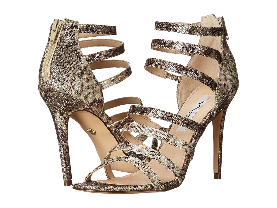 Nina Chelise (Natural) High Heels