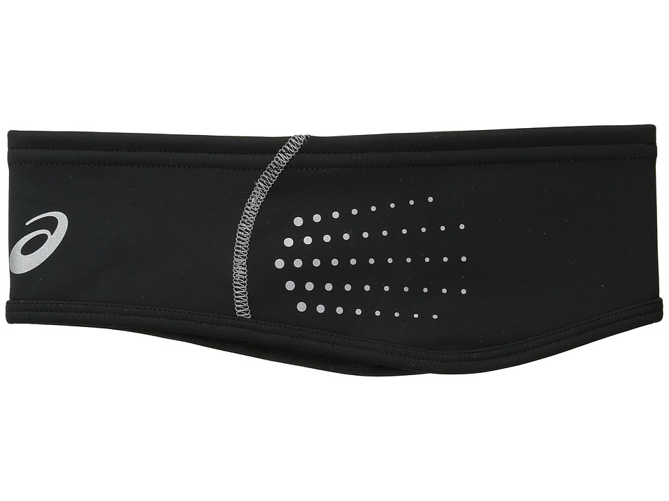 ASICS - Lite-Show Windblock Headwarmer (Black) Caps