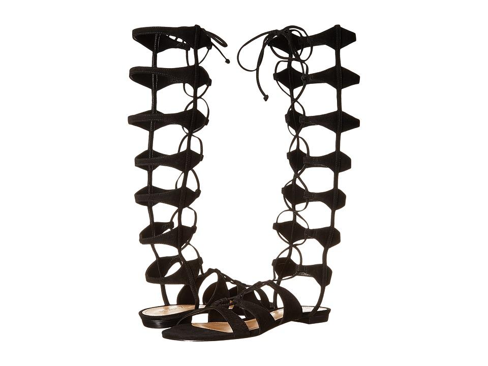 Schutz - Violetta (Black) Women's Shoes