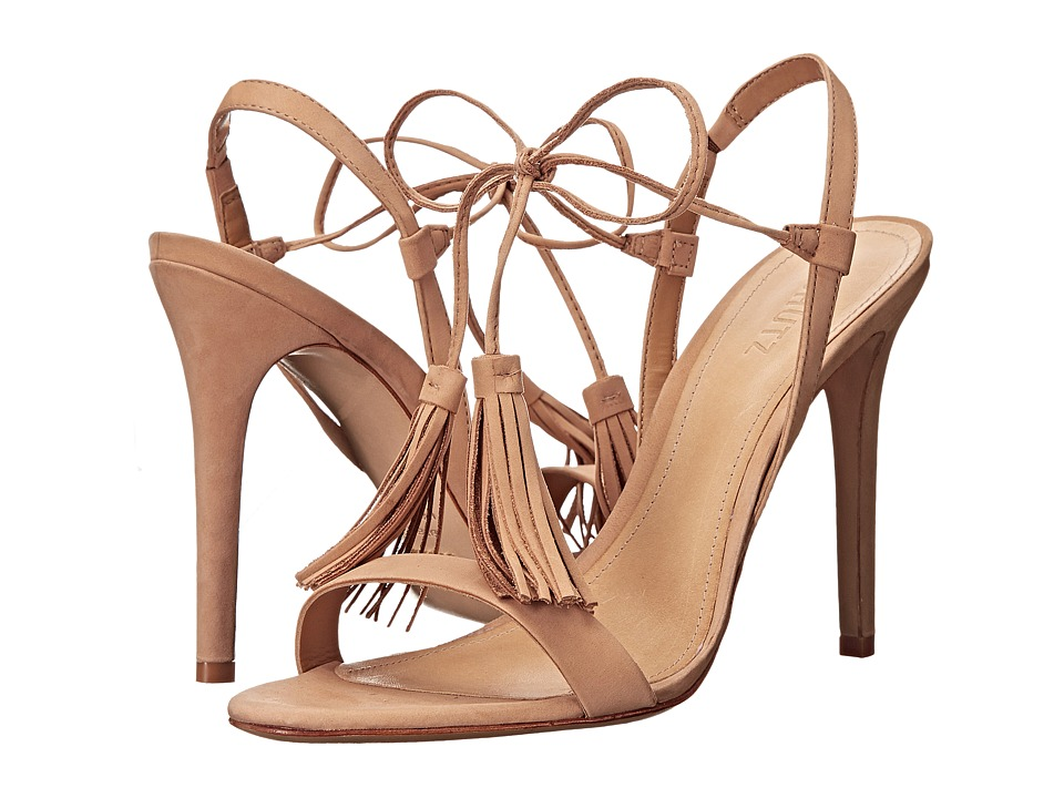 Schutz - Maggie (Light Wood) High Heels