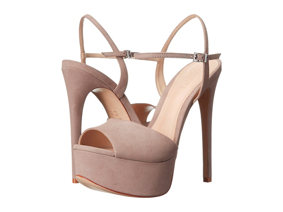 Schutz - Rebecca (Neutral) High Heels