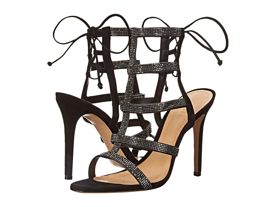 Schutz - Emma (Black/New Cream) Women's Shoes