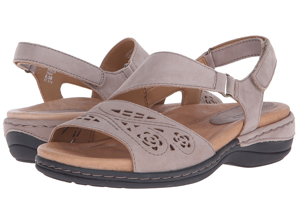 Earth - Arbor (Taupe Soft Buck) Women's Sandals