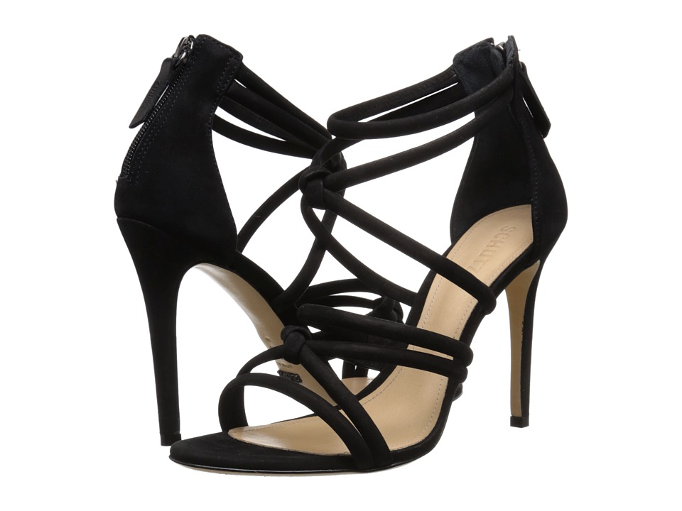Schutz - Mindy (Black) Women's Shoes