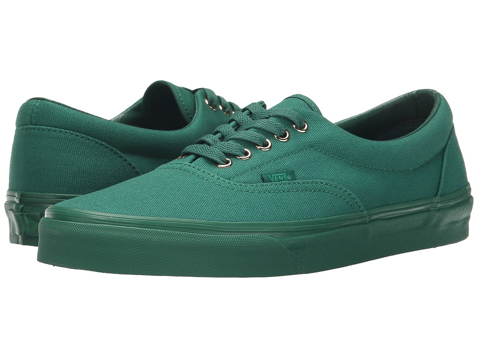 Vans - Era ((Gold Mono) Verdant Green) Skate Shoes