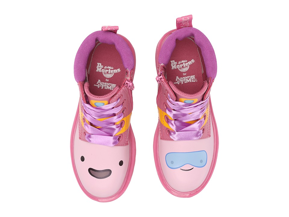 Dr. Martens Kid's Collection - Bonbon J (Little Kid/Big Kid) (Winter Pink/Candy Pink/Black Currant/Princess Bubblegum) Girls Shoes