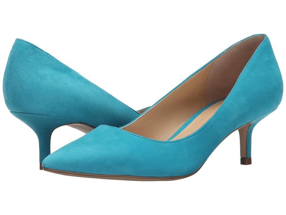 Ivanka Trump Athyna (Light Blue Suede) Women