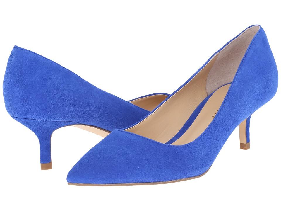 Ivanka Trump - Athyna (Bright Sapphire Suede) Women